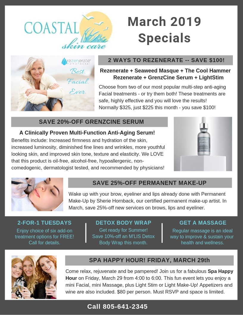 March 2019 Coastal Skin Care Specials 611ceea20